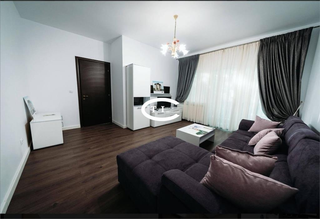 Apartament o camera Tatarasi, bloc nou, 38 mp