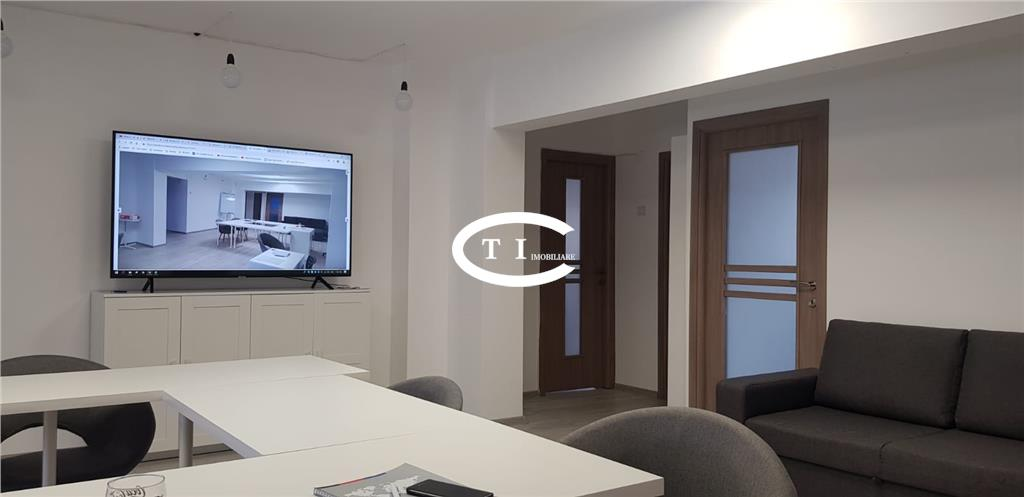 Spatiu birouri, 180 mp, 2 grupuri sanitare, GARA  MC Donald's