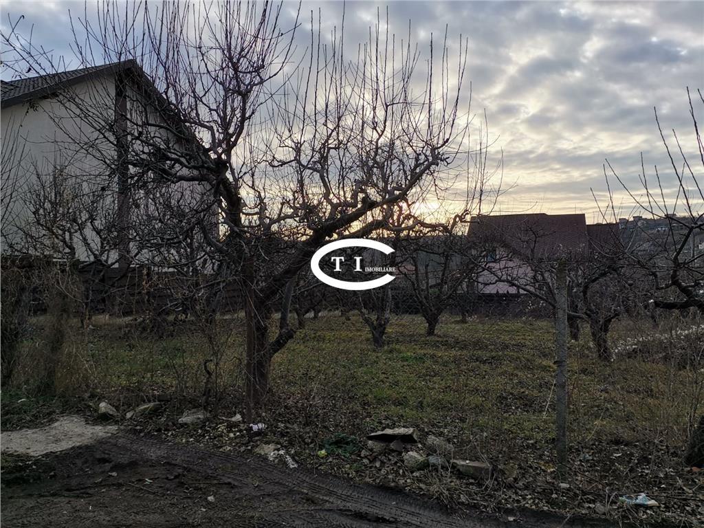 Teren 904 mp, Barnova, zona rezidentiala, comision zero