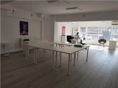 Spatiu birouri, 180 mp, 2 grupuri sanitare, GARA - MC Donald's