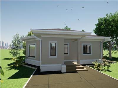 Casa noua in Visan, 400mp teren, comision 0