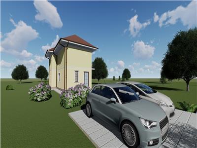Casa P+1, Copou, 373 mp teren, constructie noua, comision zero